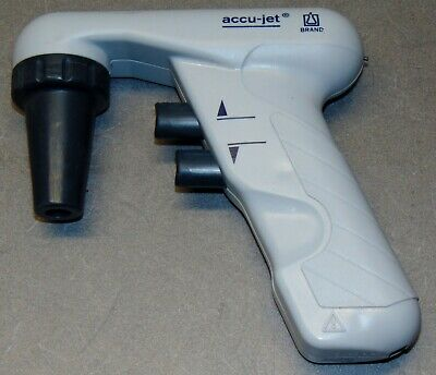 Brand Accu-jet Electronic Pipette Controller