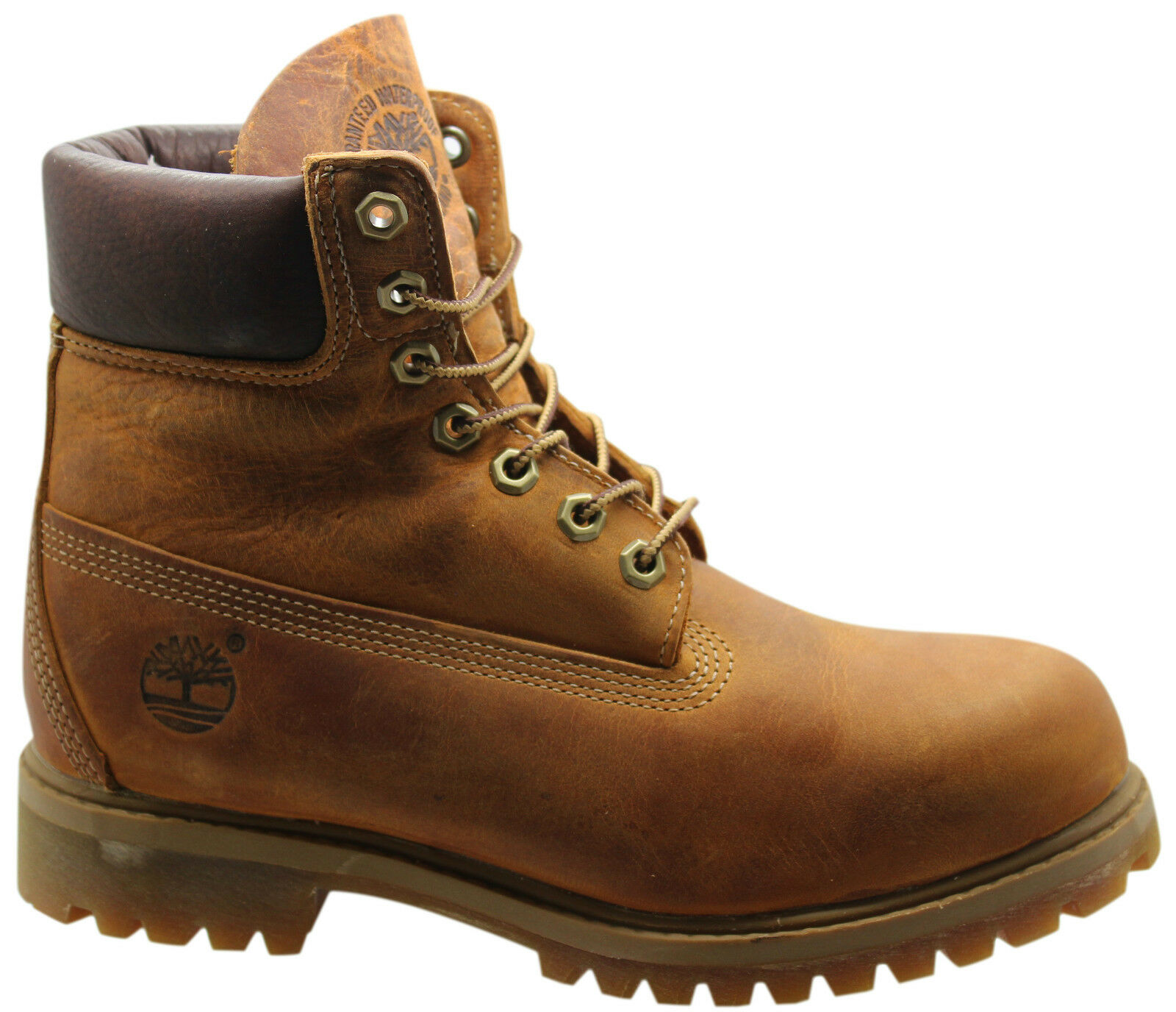 1f68dcfee9 Timberland AF 6 Inch Anniversary Waterproof Leather Mens Lace Up ...