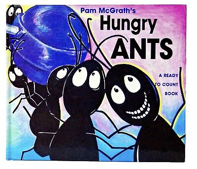 Children's Counting Books (Children's Book Counting Hungry Ants : A Ready to Count)