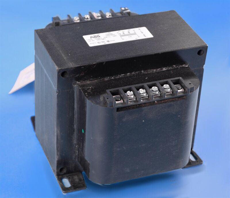 ABB Industrial Control Transformer 460Vac : 115Vac 1500VA T41.5K1