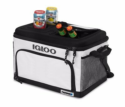 Igloo Marine Box 50 Can Insulated Leak Resistant Cooler Bag - New