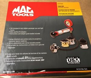 MAC Tools Cooling System Tester