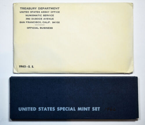 1965 + 1966 US Special Mint Sets - SMS with Free Shipping!