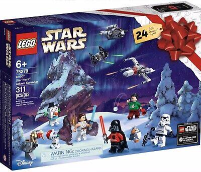 LEGO Disney Star Wars Advent Calendar 75279 New Sealed 2020 Edition In hand Hot!