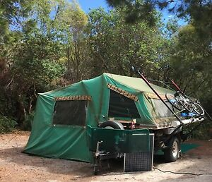 2003 Cavalier Off-Road Camp Trailer East Brisbane Brisbane South East Preview