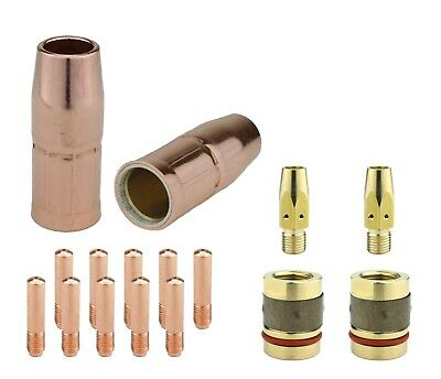 Mig Gun Parts Compatible With Miller M25-m40 Diffuser Nozzle Ad Tip Nozzle