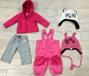 12-18 month girls winter clothes
