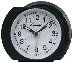 27001 Equity by La Crosse Analog Quartz Alarm Clock Refurbished - LOT OF 2