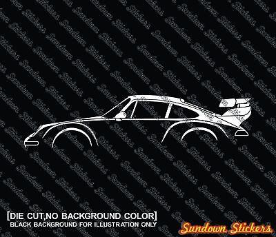 Porsche 911 Turbo 993 Frontscheibe