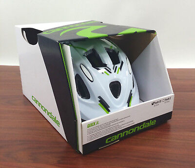 Cannondale Quick Kid's Bicycle Helmet 48-54cm Extra Small