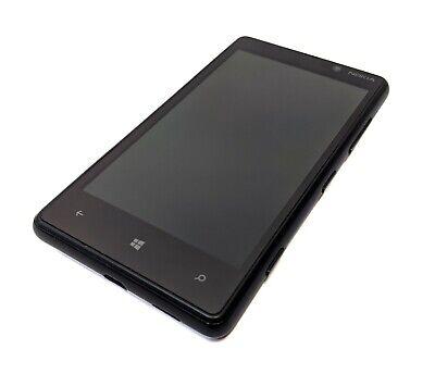 Nokia Lumia 820 RM-825 - 8GB - Black - Smartphone (EE Locked) na sprzedaż  Wysyłka do Poland