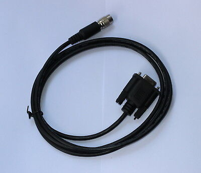 Brand New Download Data Cable For Pentax Total Station Com Connector Port