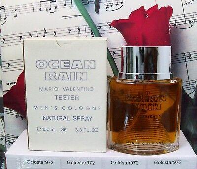 Ocean Rain Men's Cologne Spray 3.3 fl. oz. By Mario Valentino for sale  Rowlett