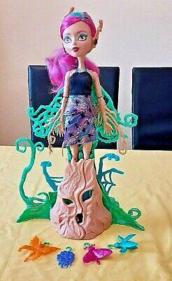 MONSTER HIGH PUPPE - TREESA THORNWILLOW aus GARDEN - Monster High Ghouls