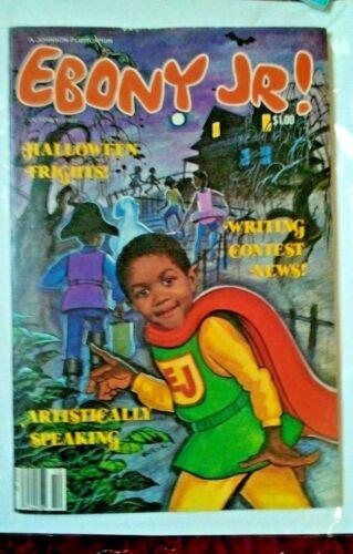1983 EBONY JR! Magazine/comic/African American History/collectible