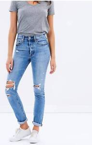 Levi 501 jeans Melbourne CBD Melbourne City Preview