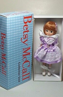 "Robert Tonner 8"" Tiny Betsy McCall "" Little Miss Pretty "" Doll Mint  NRFB"