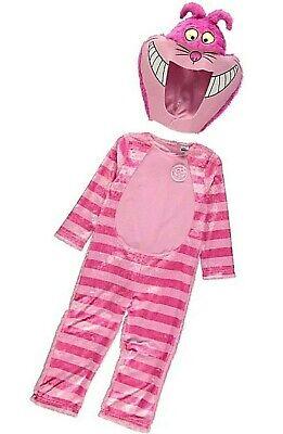 GEORGE ALICE IN WONDERLAND CHESHIRE CAT GIRLS KIDS FANCY DRESS OUTFIT COSTUME  - Caterpillar Outfit Alice In Wonderland
