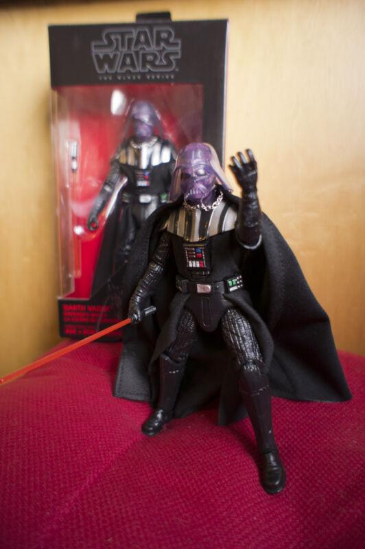 "Darth Vader Emperor/'s Wrath STAR WARS The Black Series MIB 6/"" Walgreen/'s EXCL"