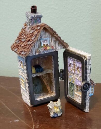 """Boyds Bears 1E #936 """"Treasure Box Julie"""