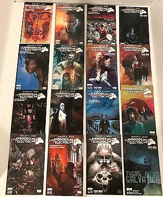 DO ANDROIDS DREAM OF ELECTRIC SHEEP #1-17 FULL RUN(-1) PK DICK BOOM BLADE RUNNER