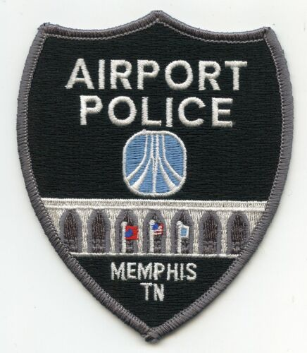 MEMPHIS TENNESSEE TN AIRPORT POLICE PATCH