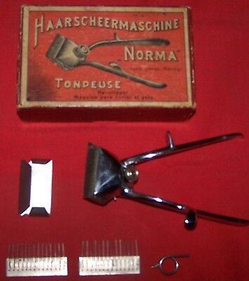 Haarscheermaschine Norma Tondeuse , ALT , Voll Funktionstuechtig
