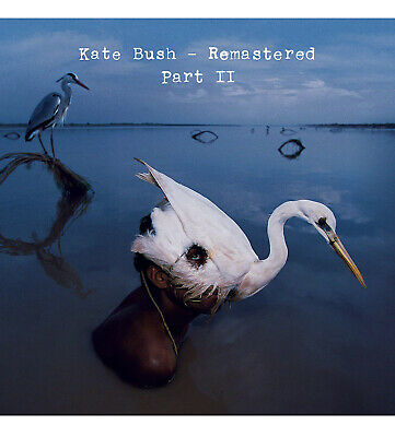 KATE BUSH Remastered Part II (2018) remastered reissue 11-CD box set NEW/SEALED