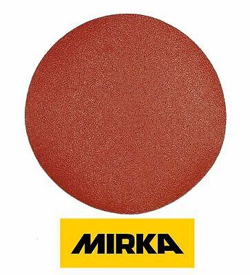 300mm 12 Inch Sanding Discs Quality Mirka Pads Hook And Loop Sandpaper 40-180