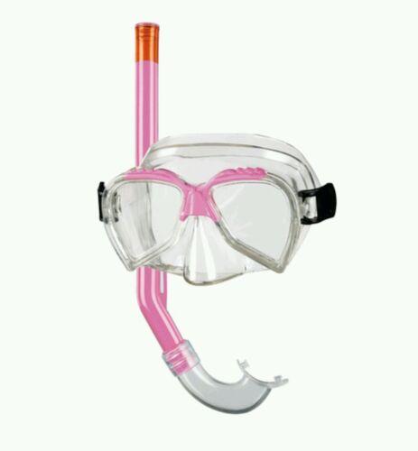 Kinder Tauchset Kinder Schnorchelset Taucherbrille Beco 99004 ab 4 Jahren Pink