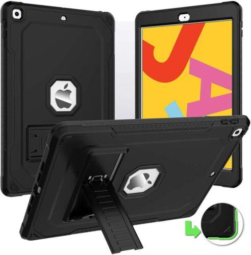 Slim+Heavy+Duty+shockproof+case+for+Apple+iPad+7th+Generation.