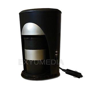kaffeemaschine 12 volt ebay. Black Bedroom Furniture Sets. Home Design Ideas