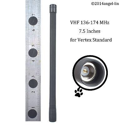 Vhf Heliflex Antenna For Vertex Standard Vx130 Vx151 Vx160v Vx180v Vx210av Radio