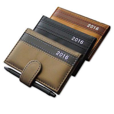 mit Stift Business Terminplaner Organizer Timer Kalender (Kalender Mit Taschen)