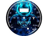 yamaha Star Raider 1900 Custom   Speedo Face Plate Player Hand KM//H  /& MPH