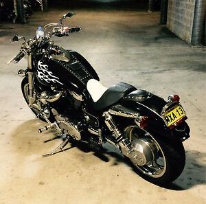 Kawasaki 1600 MEAN STREAK Summer Hill Ashfield Area Preview