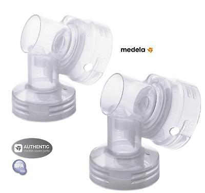 Medela Breastshield Personalfit Breast Shield Connectors X2 #87076 87071