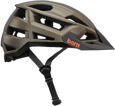 Bern FL-1 XC Helm Visor MTB-Helm, Mountain Bike Touren Fahrradhelm