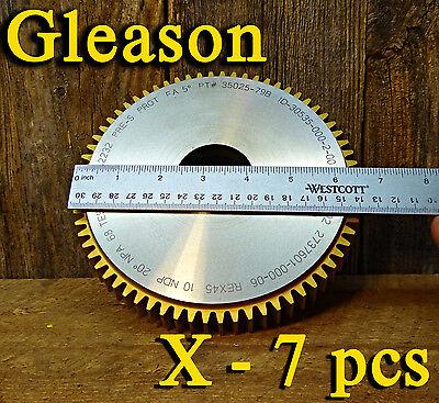 7 - Brand New - Gleason Cutting Tool 30535-000-2  Gear Hob