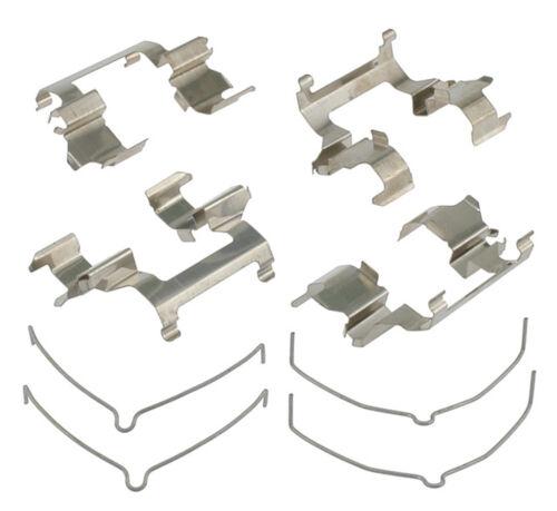 Centric Front Brake Hardware Kit For Toyota Celica /& Dodge Challenger