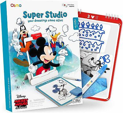 Osmo Super Studio Disney Mickey Mouse & Friends Game Ages 5-11