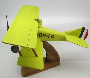 Thomas-Morse-S-4-C-Scout-Trainer-Airplane-Wood-Model-Replica-Small-Free-Shipping
