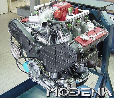 Replacement Engine Engine Repair Maserati 2.0 2.8 V6 18v 3v BITUBO 222 Spider