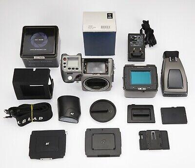 Hasselblad digital back H3D II-39 camera WAc EX+++