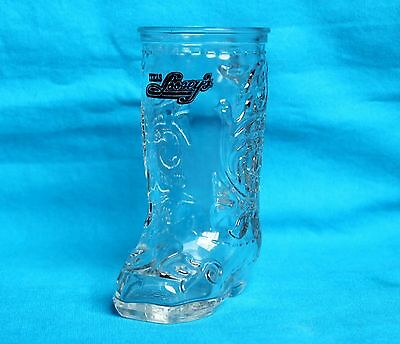 TEXAS LOOSEY'S - WESTERN COWBOY BOOT GLASS DRINKING MUG](Boot Glasses)