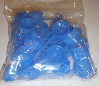 Baxter Baxa Adaptacap Bottle Exactamed Adapter Size M 24mm Long 20pk H9385113