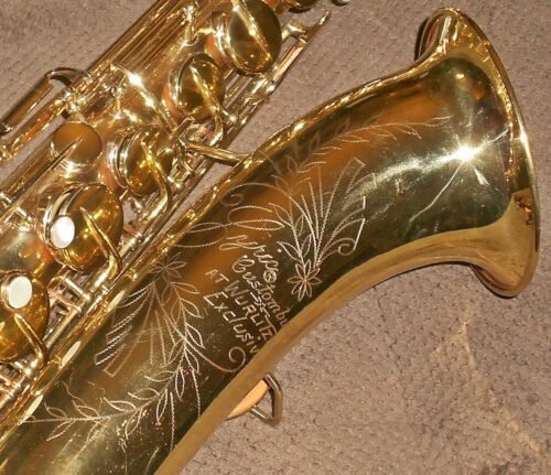 Martin Stencil Lyric Custom Built Tenor Saxophone