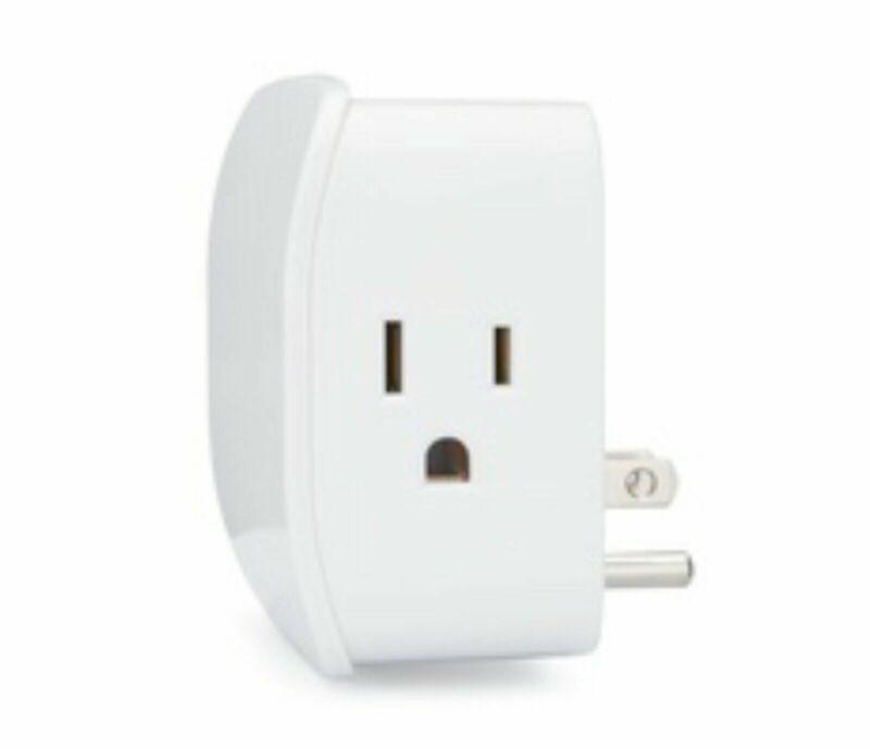 GE Jasco 28172 Z-Wave Plug In Smart Switch Dual Plug W/Passthrou