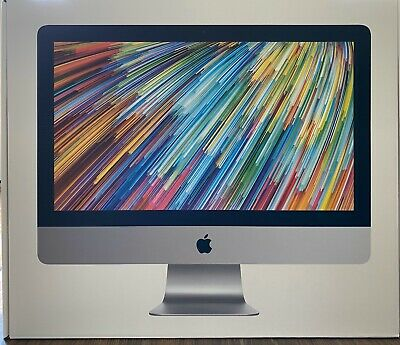 """Apple 21.5"""" iMac w/ Retina 4K/ 3.6 GHz Quad Intel i3/8GB RAM/1TB/555X MRT32LL/A"""