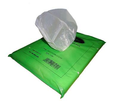 10000  Hd Butcher Counter Food Storage Counter Bags   10''X12'' Polythene Poly